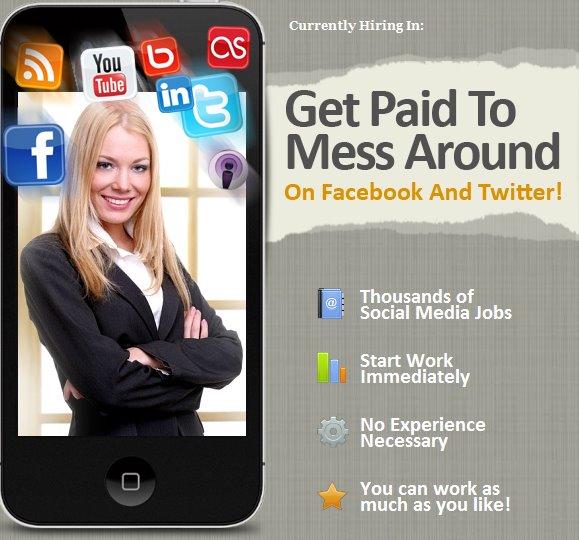 Paid Social Media Jobs in Greece