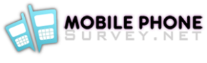 Mobile phone survey